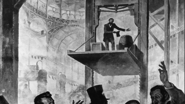 Elevadores remontam a 2.700 antes de Cristo