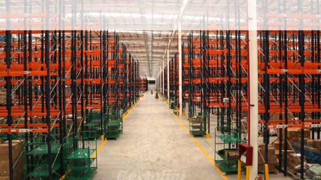 PORTA PALETE e a revolução na armazenagem